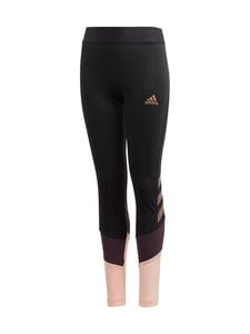 adidas Performance - The Future Today AEROREADY -leggingsit - BLACK/SIGPNK/NOBPRP/ | Stockmann