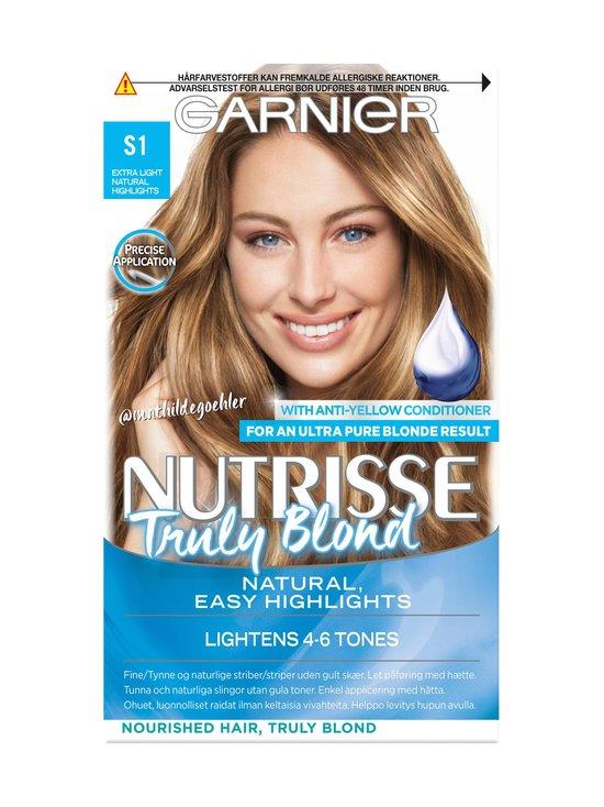 Garnier - Nutrisse Truly Blonde -hiusväri - null | Stockmann - photo 1