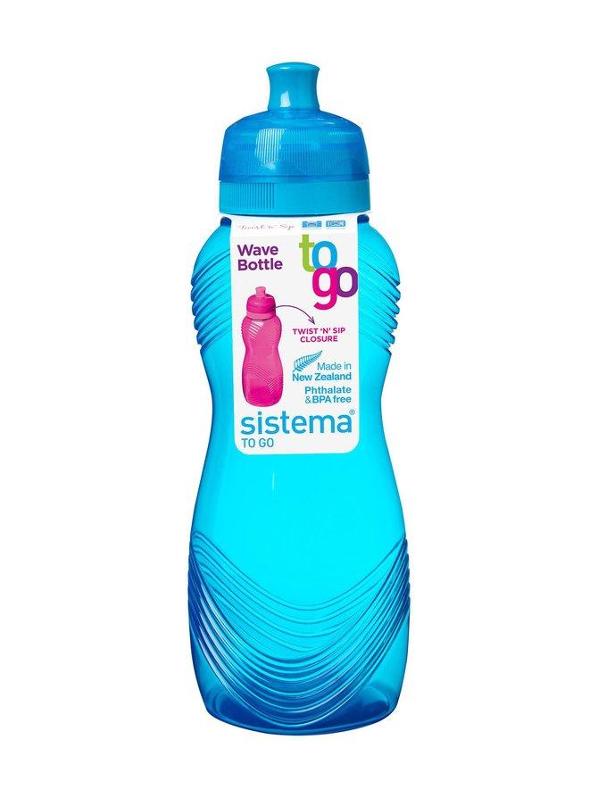 Wave-juomapullo 600 ml
