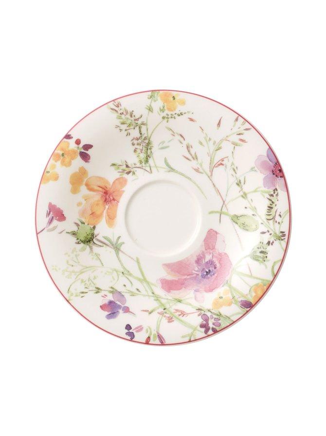 Mariefleur Tea -aluslautanen teekupille 16 cm