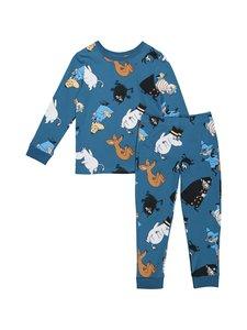 Muumi - Ympärillä-pyjama - BLUE | Stockmann