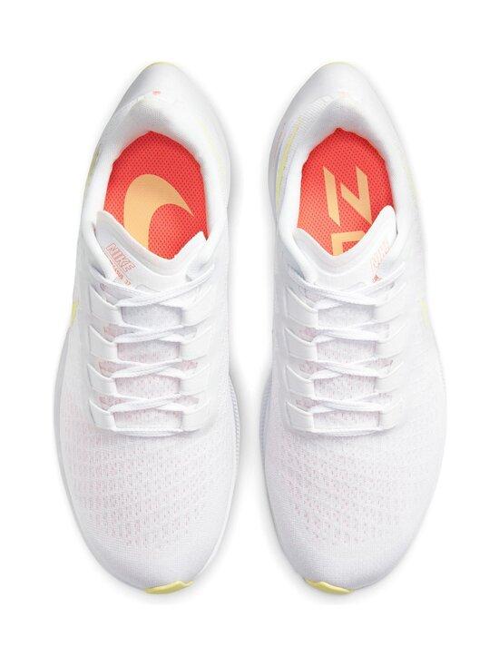 Nike - Air Zoom Pegasus 37 -kengät - 105 WHITE/LT ZITRON-BRIGHT MANGO   Stockmann - photo 5