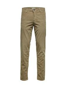 Selected - SlhSlimComfort-Cooper Cord Pants -housut - SAFARI | Stockmann