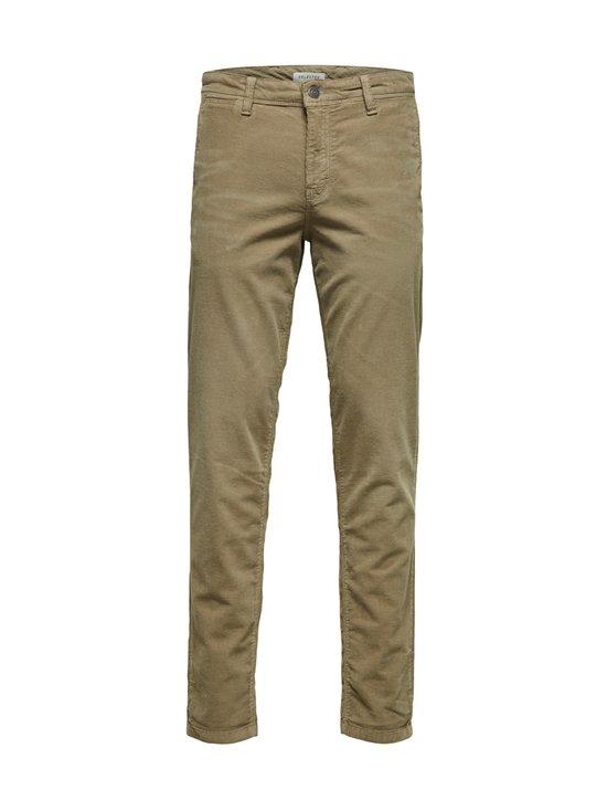 Selected - SlhSlimComfort-Cooper Cord Pants -housut - SAFARI   Stockmann - photo 1