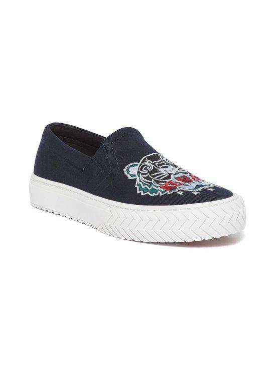 Kenzo - K-Skate Tiger Slip-On -sneakerit - 76NAVY | Stockmann - photo 2