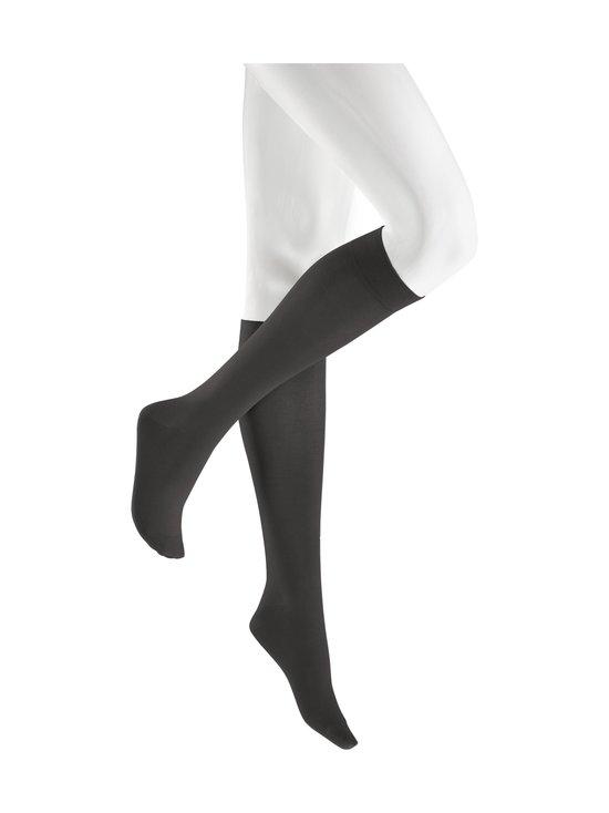 Kunert - Sensual Cotton -polvisukat - 3420 CARBON | Stockmann - photo 1