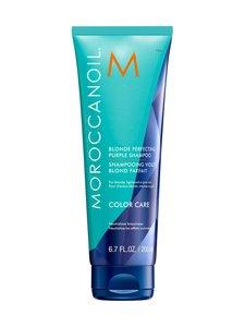 Moroccanoil - Blonde Perfecting Purple Shampoo 200 ml - null | Stockmann