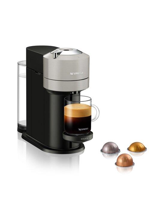 Nespresso - Nespresso Vertuo Next By Krups -kapselikeitin - GREY | Stockmann - photo 1