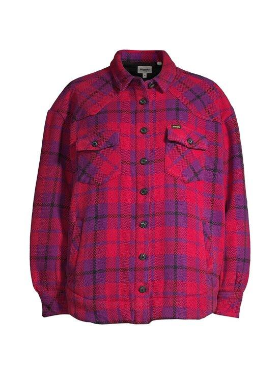 Wrangler - Western Shirt Jacket -paita - ULTRAVIOLET | Stockmann - photo 1