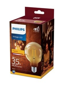 Philips - Vintage LED Classic 35W E27 Warm White -lamppu - WHITE | Stockmann
