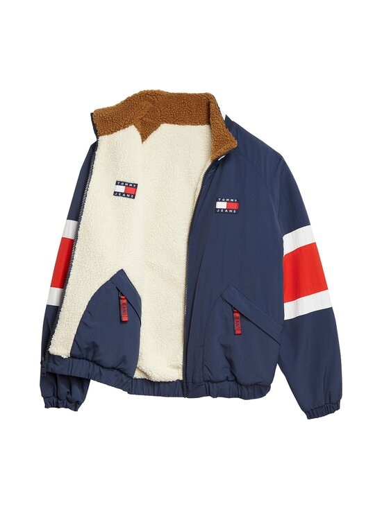 Tommy Jeans - Retro Jacket -kääntötakki - ACU LIGHT SILT / MULTI | Stockmann - photo 4