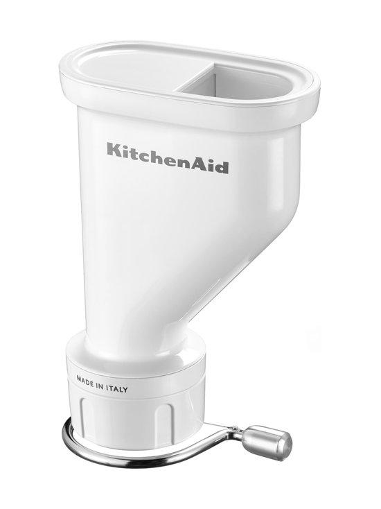 KitchenAid - 5KSMPEXTA-pastapuristin - VALKOINEN | Stockmann - photo 1