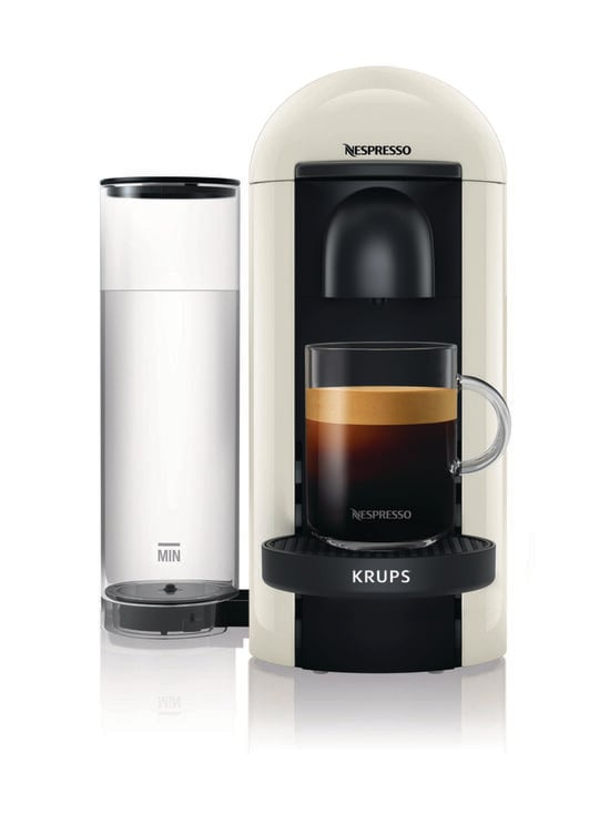 Nespresso - VertuoPlus-kapselikahvinkeitin By Krups - WHITE | Stockmann - photo 1