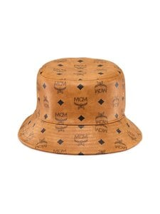 MCM - VISETOS BUCKET -hattu - CO COGNAC | Stockmann