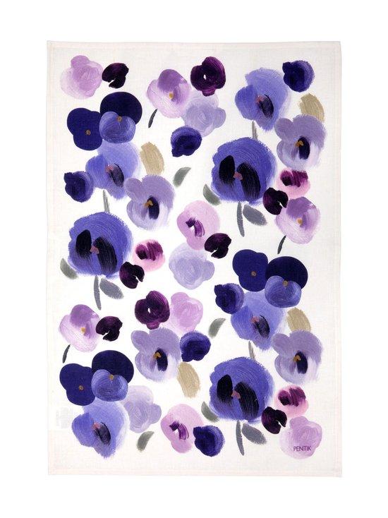 Pentik - Orvokki-keittiöpyyhe 47 x 70 cm - BLUE | Stockmann - photo 2