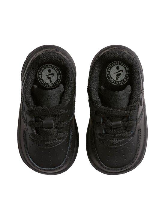 Nike - Air Force 1 '06 -nahkasneakerit - 009 BLACK/BLACK-BLACK | Stockmann - photo 2