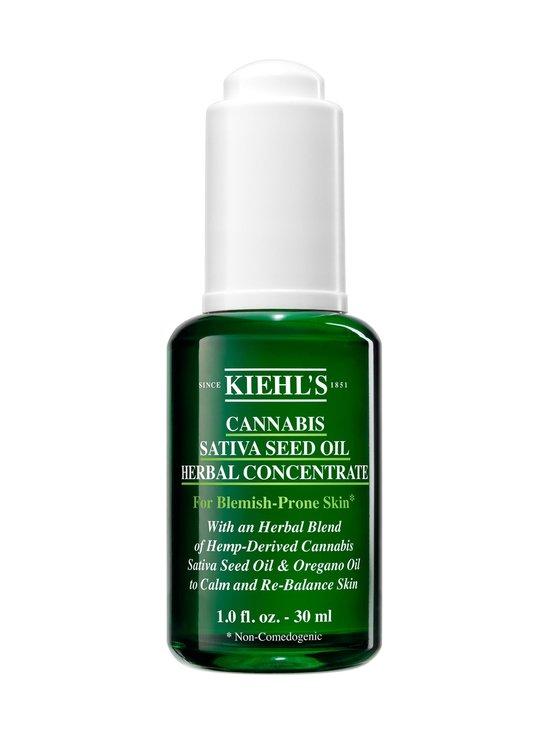 Kiehl's - Cannabis Sativa Seed Oil Herbal Concentrate -eliksiiri 30 ml - NOCOL | Stockmann - photo 1