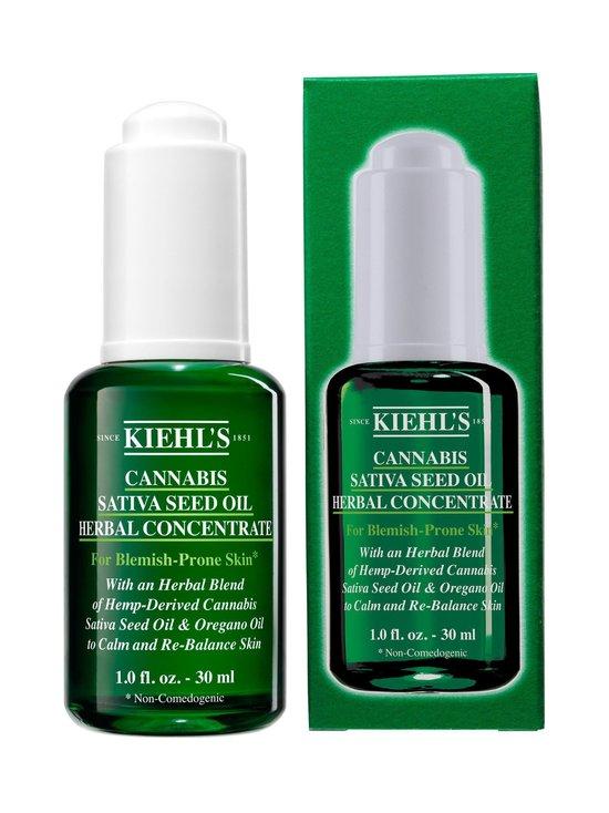 Kiehl's - Cannabis Sativa Seed Oil Herbal Concentrate -eliksiiri 30 ml - NOCOL | Stockmann - photo 2
