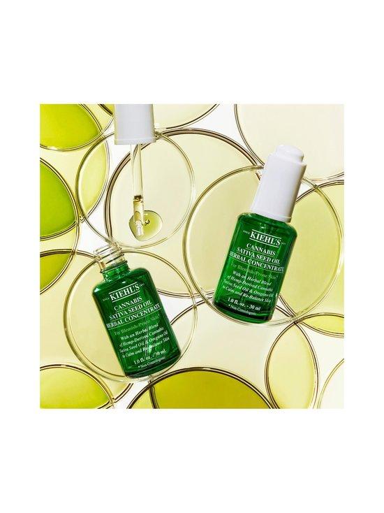 Kiehl's - Cannabis Sativa Seed Oil Herbal Concentrate -eliksiiri 30 ml - NOCOL | Stockmann - photo 8