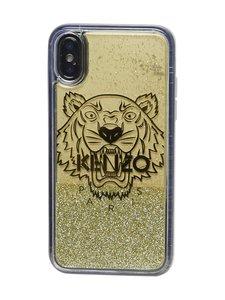 Kenzo - iPhone X/XS Tiger -suojakuori - GOLD | Stockmann