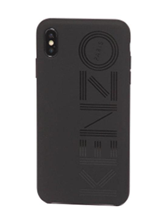 Kenzo - Logo iPhone XS Max -suojakuori - 99 BLACK | Stockmann - photo 1