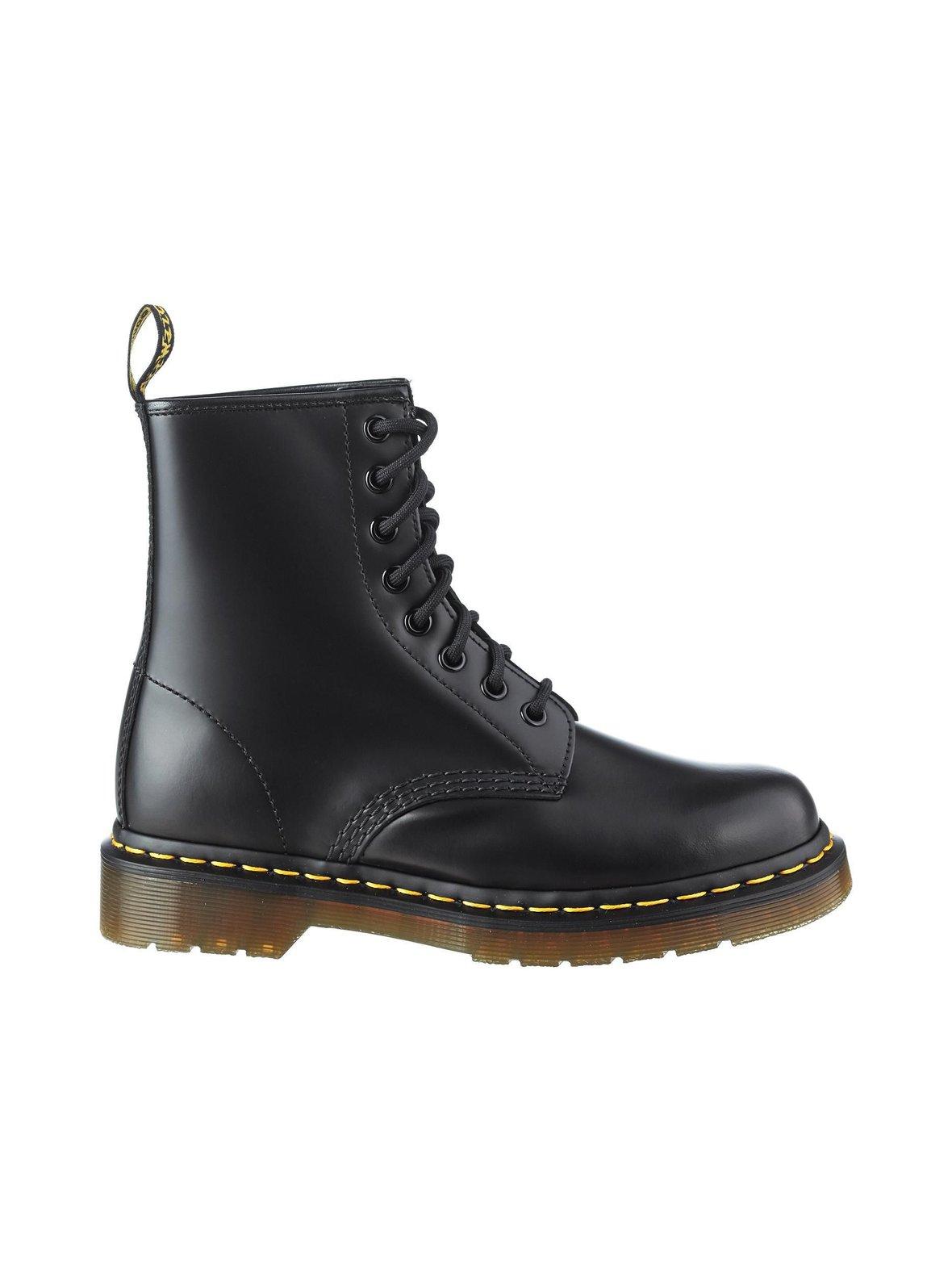 Black (musta) Dr. Martens 1460-saappaat 11822006  f676edee24