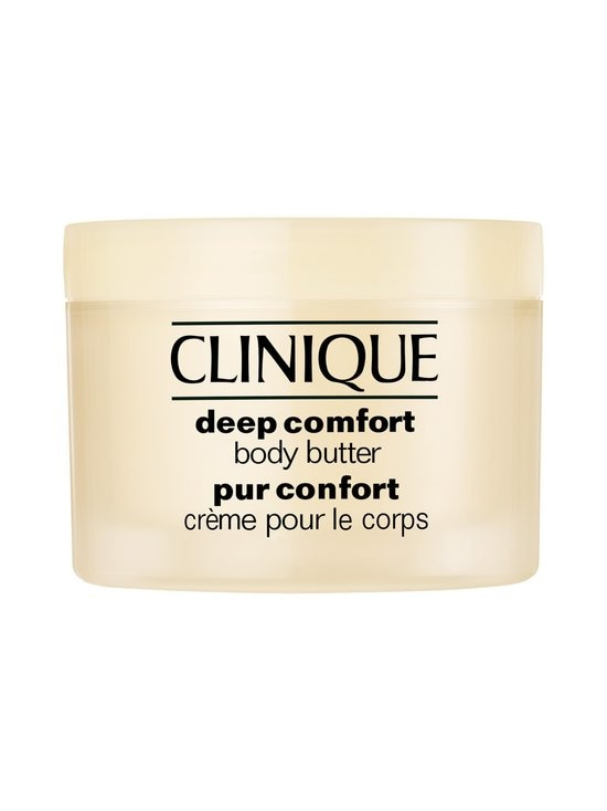 Clinique - Deep Comfort Body Butter -vartalovoi 200 ml | Stockmann - photo 1
