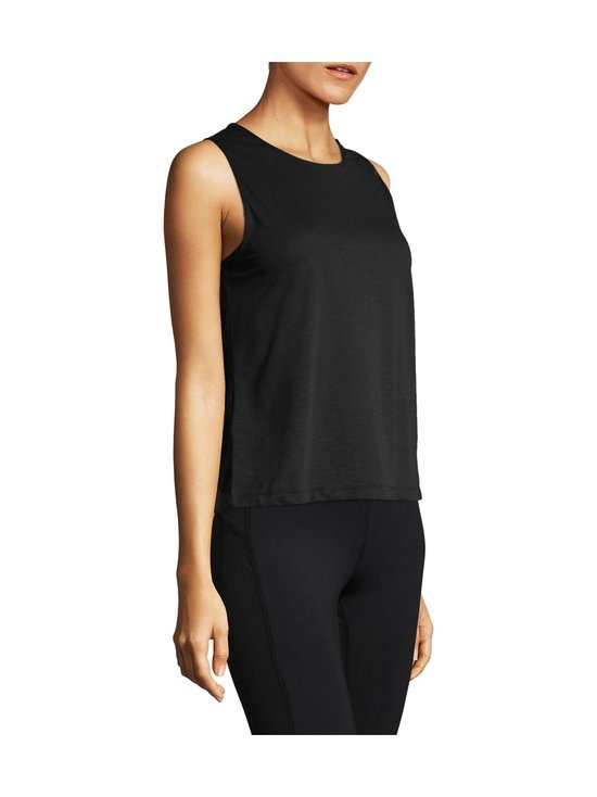 Casall - Essential Texture Tank -toppi - 901 BLACK | Stockmann - photo 3