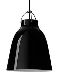 Fritz Hansen - Caravaggio P2 -riippuvalaisin 25,7 cm - MUSTA | Stockmann