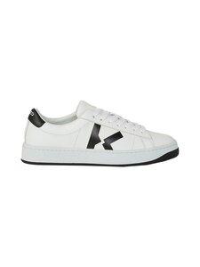 Kenzo - Kourt K Logo -nahkasneakerit - 01 - SPORT NAPPA - WHITE | Stockmann