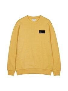 Makia - Pontus Light Sweatshirt -collegepaita - 230 OCHRE | Stockmann