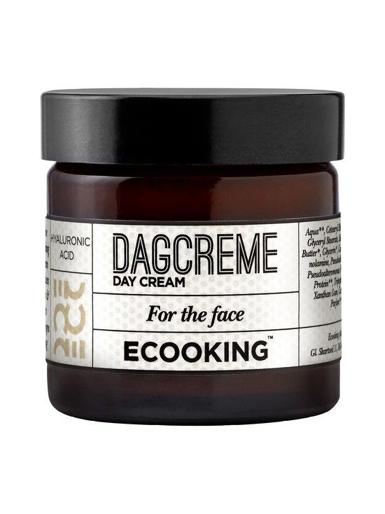 Ecooking - Day Cream -päivävoide 50 ml - NO COLOR | Stockmann - photo 1