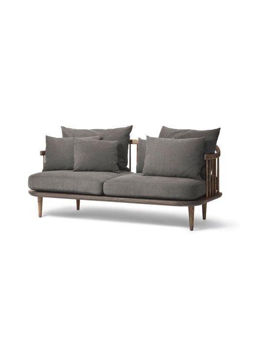 &tradition - Fly SC2 -sohva - SMOKED OILED OAK / DARK GREY | Stockmann - photo 1
