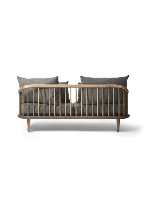 &tradition - Fly SC2 -sohva - SMOKED OILED OAK / DARK GREY | Stockmann - photo 2