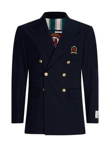 Tommy Hilfiger Collection - Suit-bleiseri - DY4 YALE NAVY   Stockmann