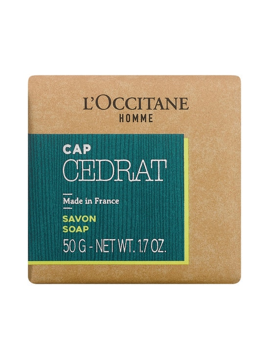 Loccitane - Cap Cedrat Soap -palasaippua 50 g - NO COLOR   Stockmann - photo 1
