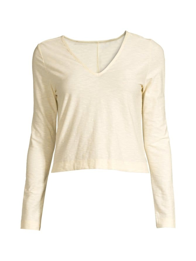 Glam Texture Long Sleeve -paita
