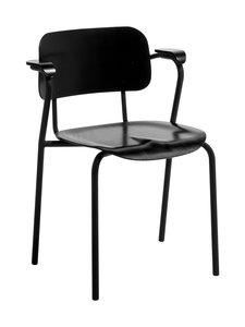 Artek - Lukki-tuoli - MUSTA | Stockmann