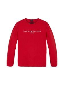 Tommy Hilfiger - Essential Tee -paita - XNL DEEP CRIMSON | Stockmann