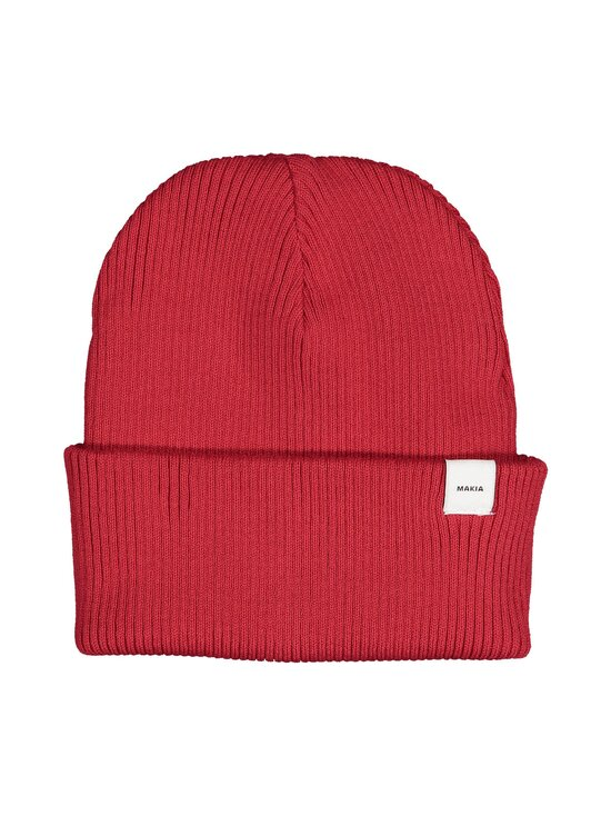 Makia - Makia Beanie -pipo - 457 RED | Stockmann - photo 1