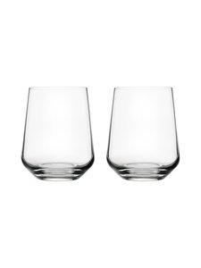 Iittala - Essence-vesilasi 35 cl, 2 kpl - KIRKAS | Stockmann