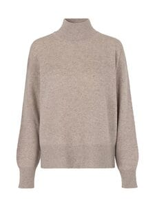Samsoe & Samsoe - Amaris Turtleneck -villaneule - WARM GREY MEL | Stockmann