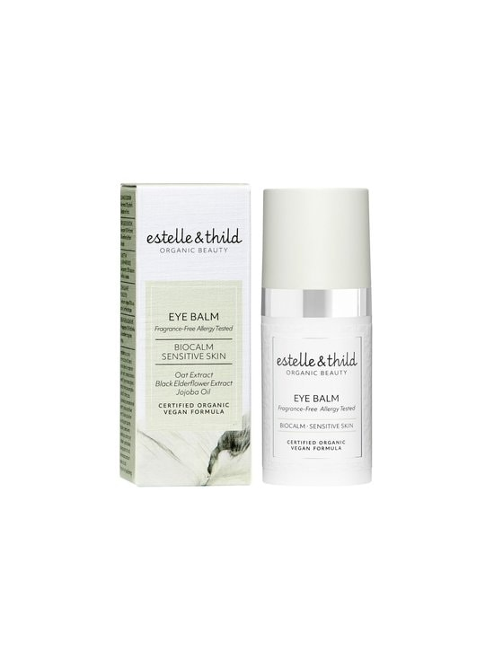 Estelle&Thild - BioCalm Soothing Eye Balm -silmänympärysvoide 15 ml - null | Stockmann - photo 1