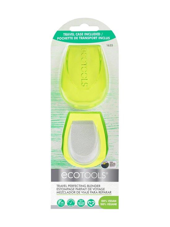 Eco Tools - Travel Perfecting Blender -meikkisieni ja kotelo - NOCOL | Stockmann - photo 1