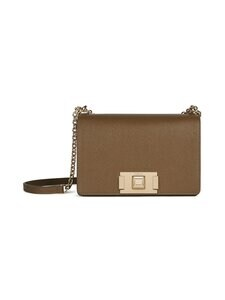 Furla - Mimi Mini Crossbody -nahkalaukku - FAN00 FANGO | Stockmann