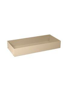 Ferm Living - Punctual Shelf Box -hylly 14 x 89,6 x 40 cm - CASHMERE | Stockmann