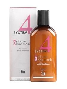 System 4 - Oil Cure -hiuspohjahoito 215 ml | Stockmann
