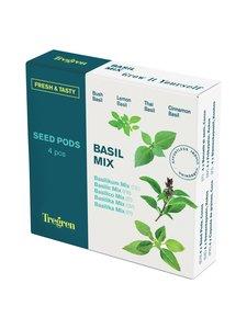 Tregren - Fresh and Tasty Basilika Mix -siemenkapselipakkaus | Stockmann