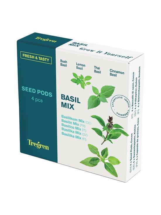 Tregren - Fresh and Tasty Basilika Mix -siemenkapselipakkaus - NOCOL | Stockmann - photo 1