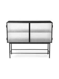 Ferm Living - Haze-senkki 110 x 90 x 40 cm - BLACK | Stockmann